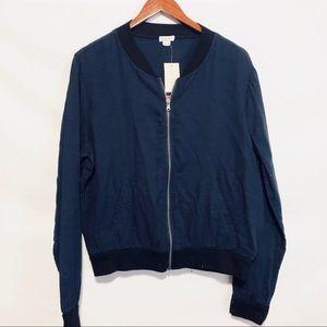 Splendid zip jacket sz XL